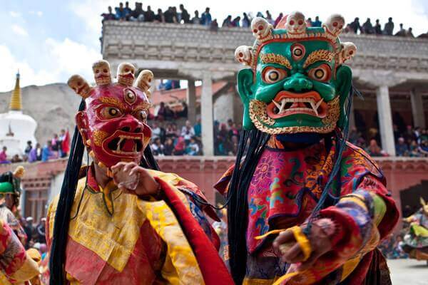 10 Festivals in Ladakh that Celebrate life in Valley